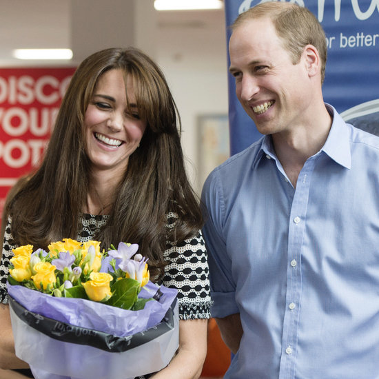 Prince William Says His Kids Are Delightful October 2015
