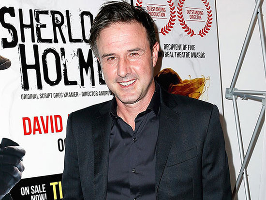 David Arquette Says Son Charlie Refuses to Say Sister Coco's Name: 'It's a Power Move'