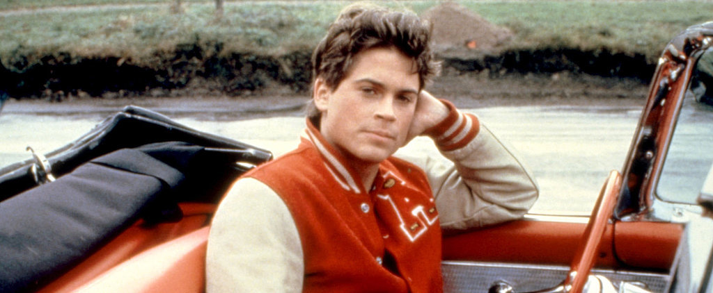 15 Movie GIFs That Prove Rob Lowe Has Been Sexy Since the Dawn of Time
