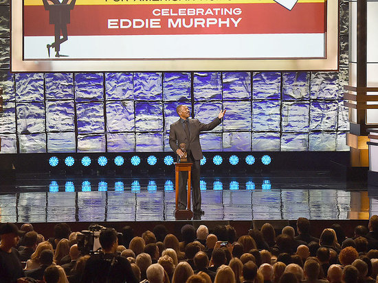 Eddie Murphy Brings Out Bill Cosby Impression While Accepting the Mark Twain Prize for American Humor