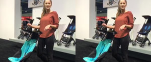 This Is What the World's Smallest Stroller Looks Like