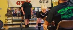 You Won't Believe How Much This 94-Year-Old Woman Can Lift!