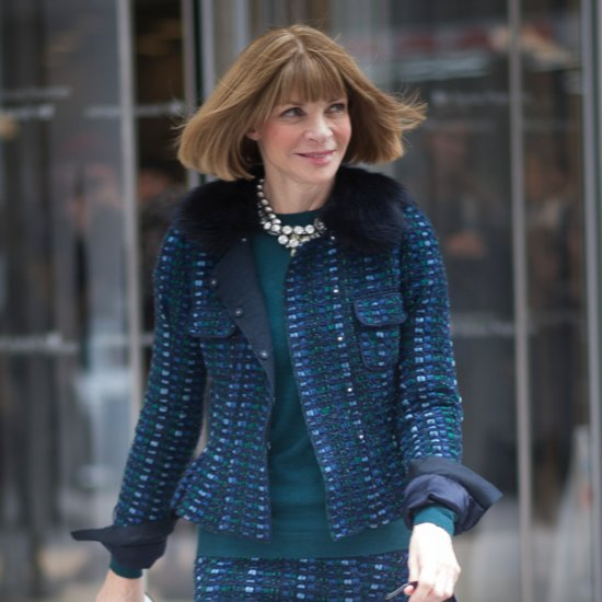 Anna Wintour Doesn't Wear Hoodie Sweatshirts