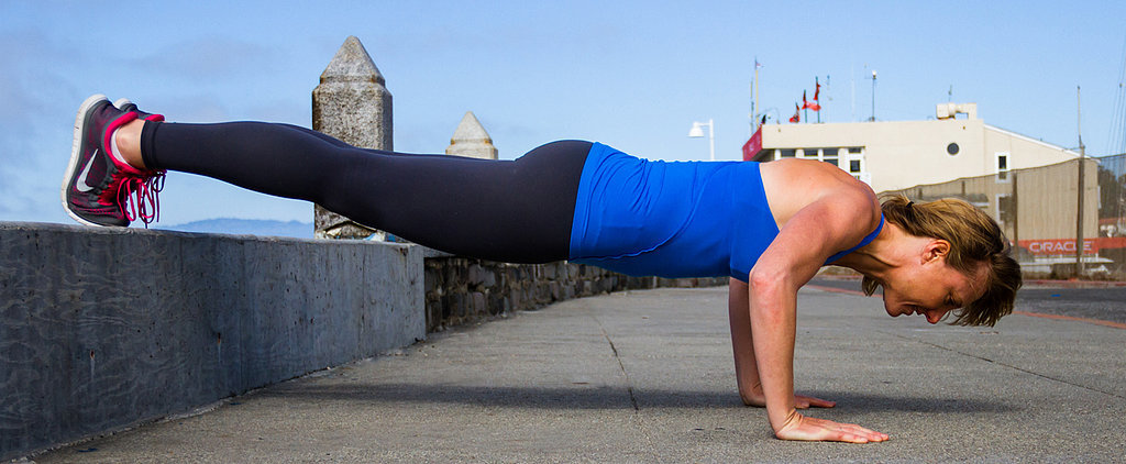 Intensify Your Push-Ups For a Natural Breast Lift