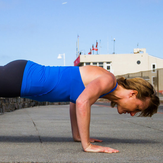 How to Do an Elevated Push-Up