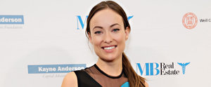 Olivia Wilde Shares a Photo of Son Otis Playing With Her Bra