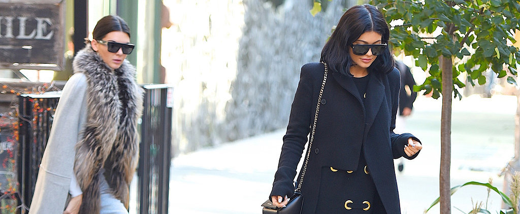 You Won't Be Wearing Sweatpants to Brunch When You See Kendall and Kylie's Latest Looks