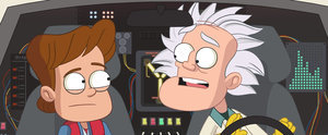 This Animated Back to the Future Parody Is Dead On