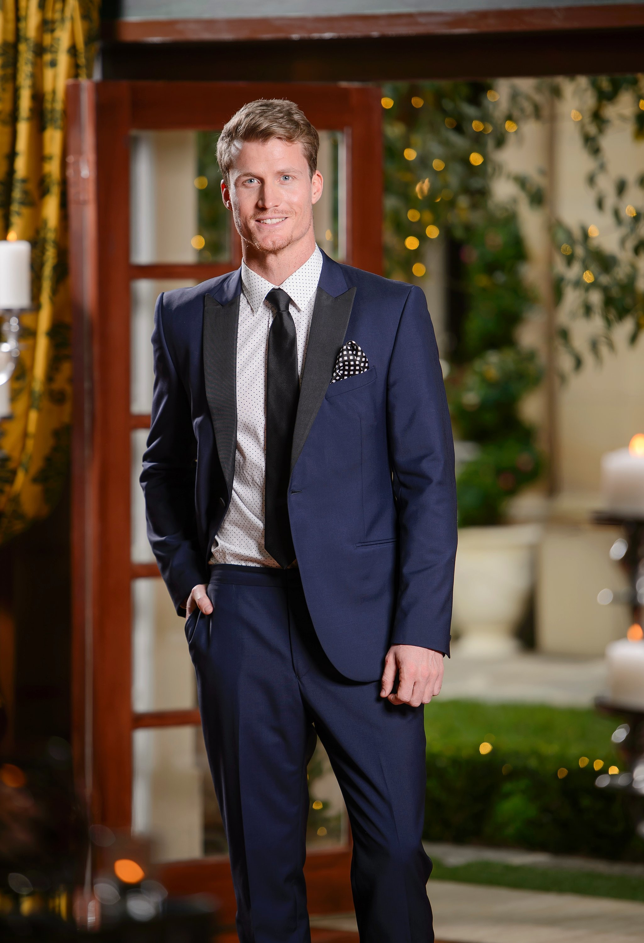 Now, Most Importantly: Is Richie Still Single? :   Shy Bachelorette star, Richie Strahan