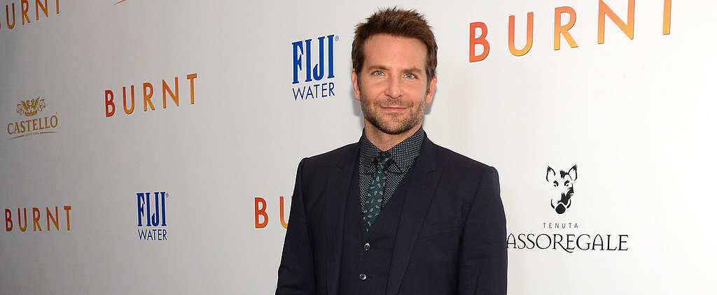 Bradley Cooper Is So Hot, You'll Get Burnt Just by Looking at These Photos
