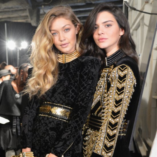 Balmain x H&M Party Pictures