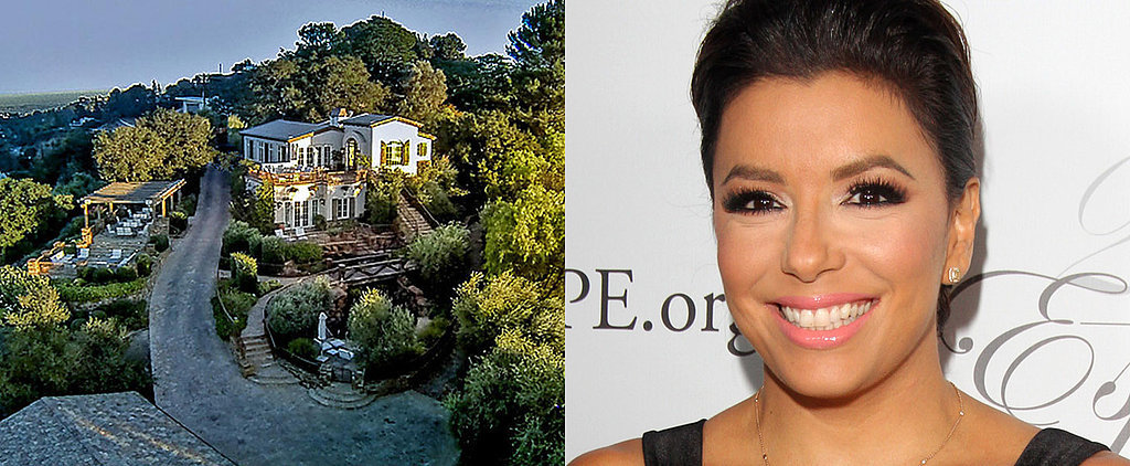 Eva Longoria Drops $11.4 Million on Tom Cruise's Hollywood Home