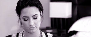 You'll Tear Up When You Watch Demi Lovato Address a Painful, Personal Subject