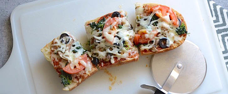 OMG! Pizza Doesn't Get Cheaper Than This Recipe