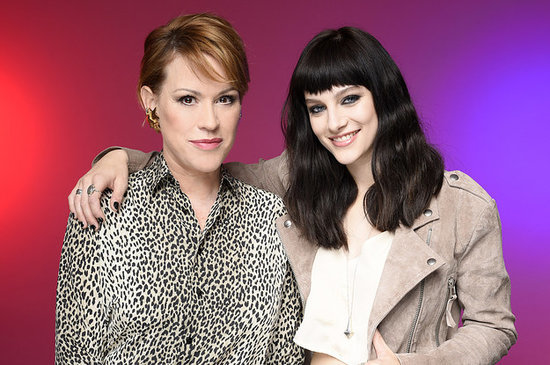 How Well Do Molly Ringwald and Aubrey Peeples Know Each Other?