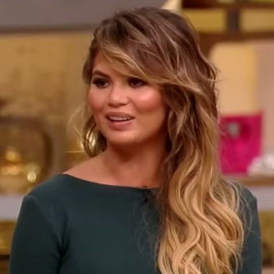 Chrissy Teigen Shares Pregnancy News