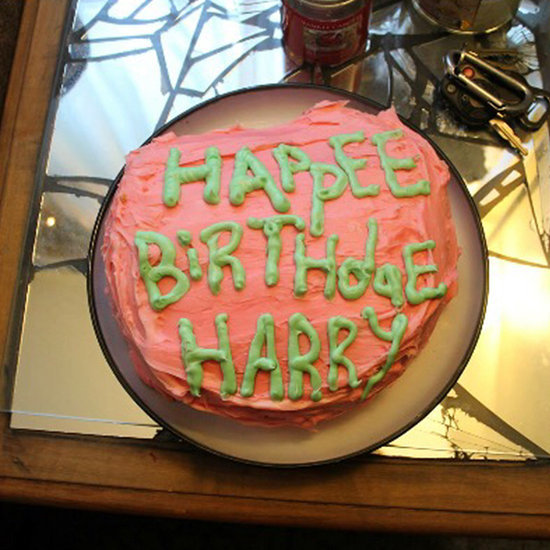Harry Potter Surprise Birthday Party