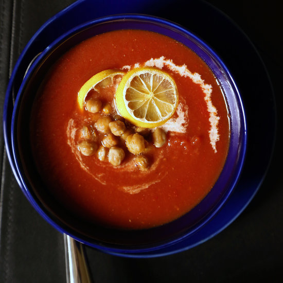 Fast and Easy Cream of Tomato Soup