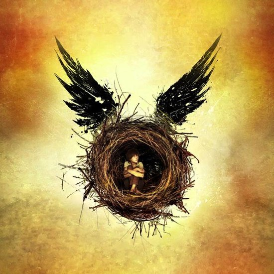 Harry Potter and the Cursed Child Artwork Revealed | Video