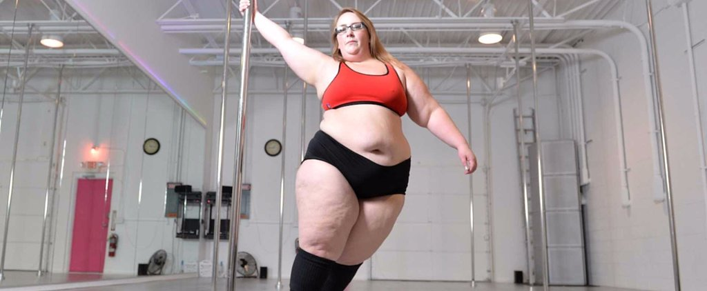 How This Woman Lost Over 60 Pounds and Gained Confidence by Pole Dancing