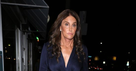 Caitlyn Jenner Takes A Page From Duchess Kate's Style Handbook