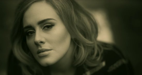 Adele Debuts Glorious New Music Video For 'Hello'