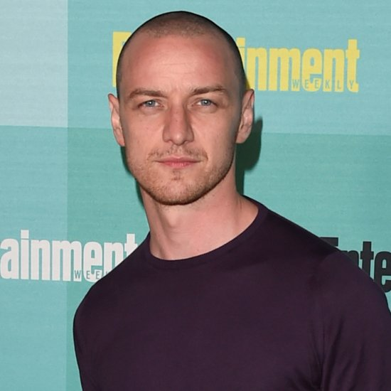James McAvoy Channels Sons of Anarchy in London