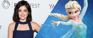 """Lucy Hale and Rascal Flatts's """"Let It Go"""" Cover Will Make You Squeal With Delight"""