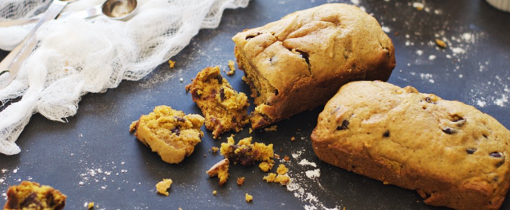 This Pumpkin Chocolate Chip Bread Is Pretty Much Perfect