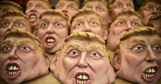 Trump, Pizza Rat Among Top Halloween Costumes