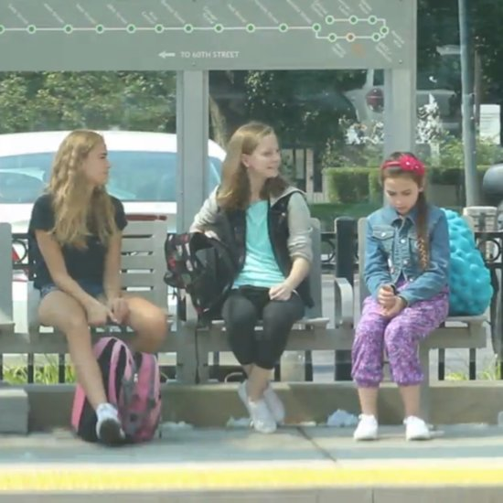 Bullying Social Experiment Tests Reactions of Bystanders