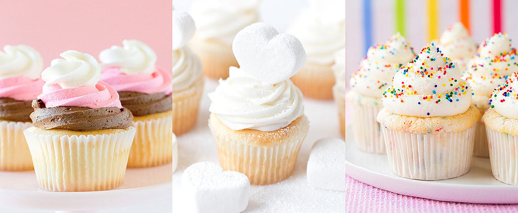 Go Back to Basics With 15 Variations on the Vanilla Cupcake