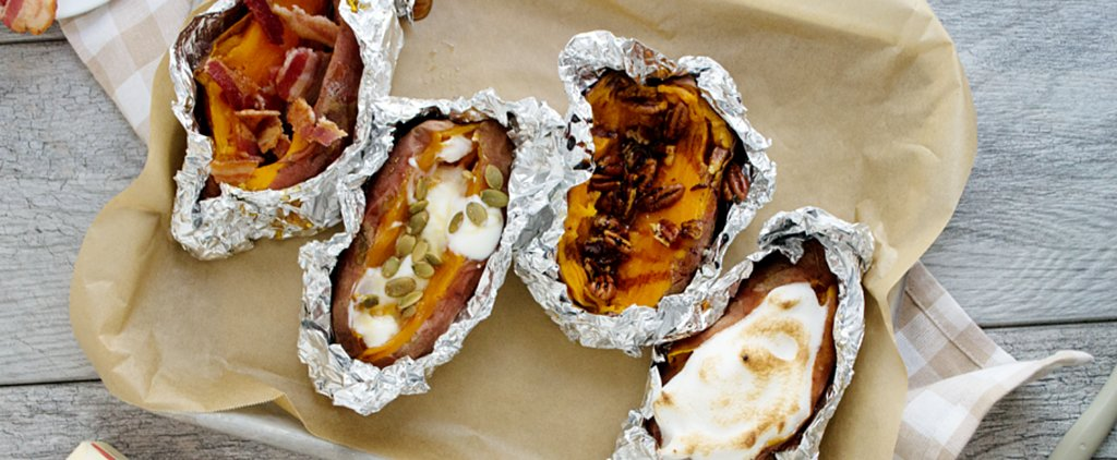 Thanksgiving Sweet Potatoes, 4 Ways