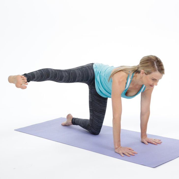 Pilates Workout For Legs And Butt