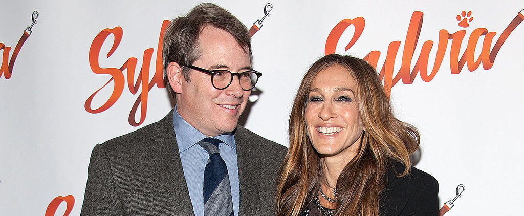 Sarah Jessica Parker and Matthew Broderick Have the Most Perfect Broadway Date Night