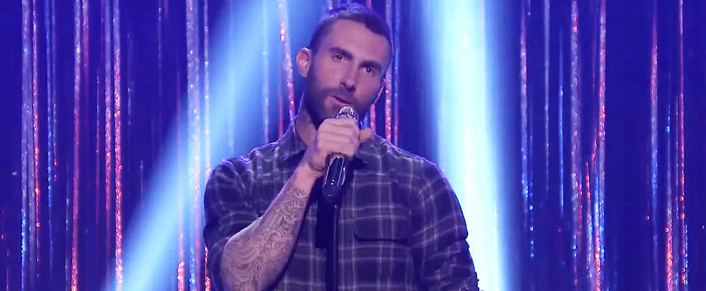 """Adam Levine and The Voice Coaches Take On """"Oops!... I Did It Again"""" and More"""