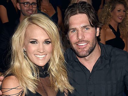 VIDEO: How Carrie Underwood and Mike Fisher Trade 'Picking Up the Slack' of Parenting
