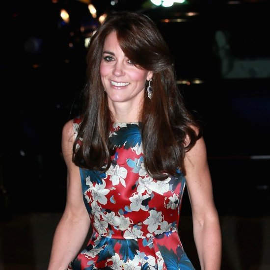 Kate Middleton at the 100 Women in Hedge Funds Gala 2015