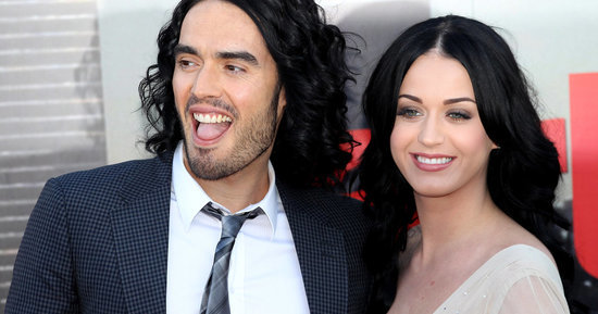Russell Brand Details 'Vapid, Vacuous Celebrity' Life With Katy Perry