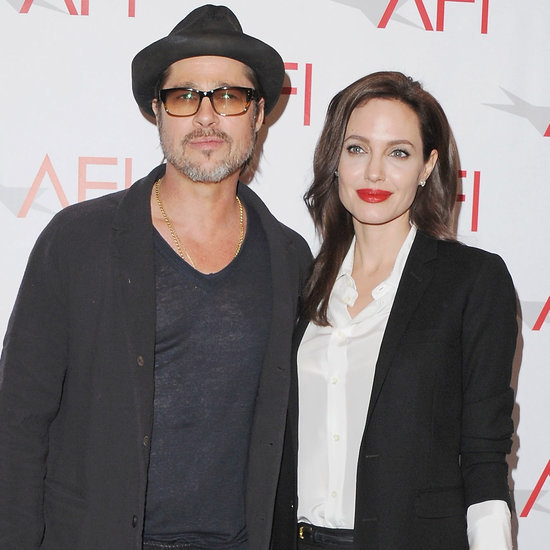 Brad Pitt Talking About Working With Angelina Jolie