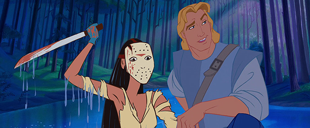 These Scary Disney Princesses Will Make You Shiver