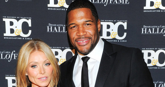 Kelly Ripa And Michael Strahan's Halloween Costumes Will Break The Internet