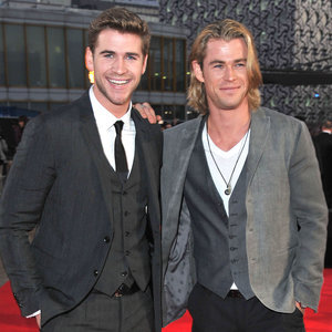 Liam Hemsworth Instagram Making Fun of His Brother Chris