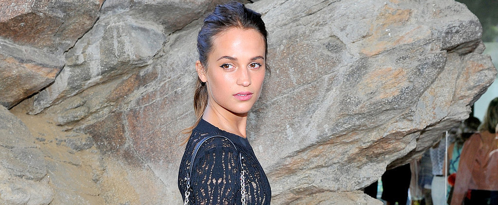 34 Outfits That Prove Why Alicia Vikander Is the Fashion World's Next Big Thing
