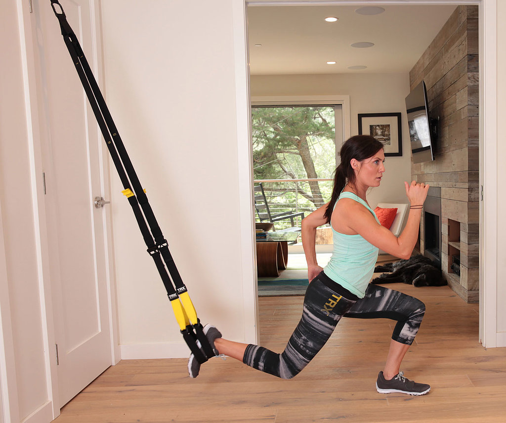 Trx home suspension trainer our winter workout must for 10 minute trainer door attachment