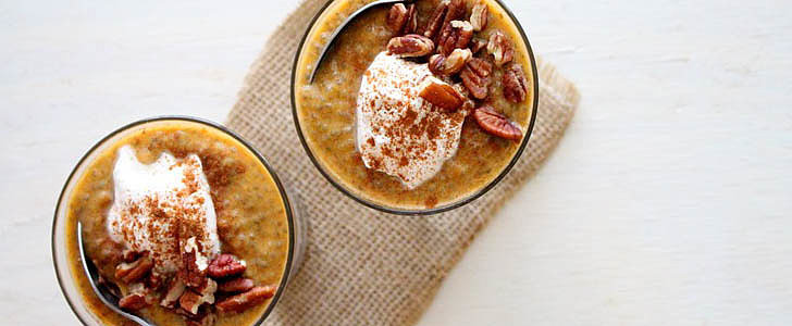 Whip Up Pumpkin Pie Chia Pudding
