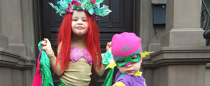 Neil Patrick Harris's Twins Are Getting a Colorful Head Start on Halloween