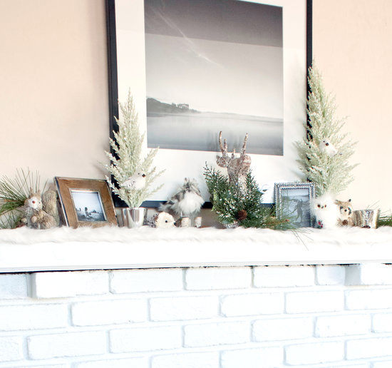 This Is the Right Way to Add Frosty Style to Your Winter Home
