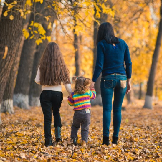 How to Be Happy as a Single Mom