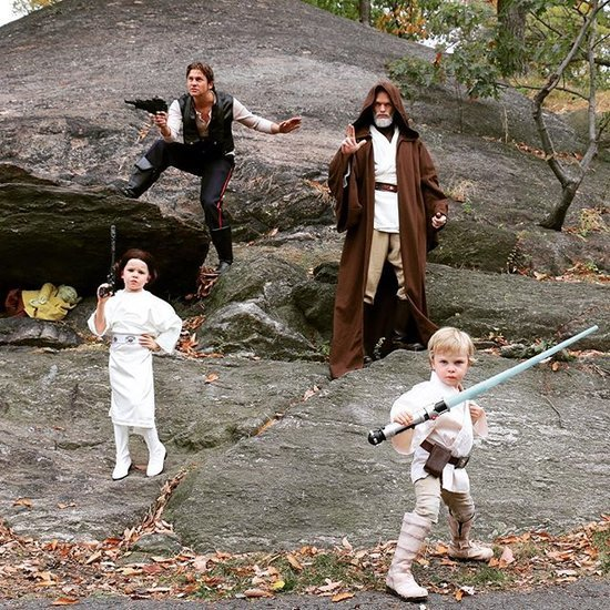 Neil Patrick Harris Star Wars Halloween Costume Picture